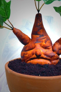 mandrake cake