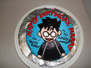 Potter Puppet Pals Cake