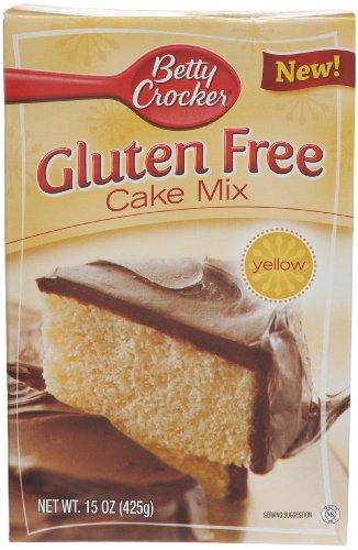 Betty Crocker Gluten Free Cake Mix Add Pudding